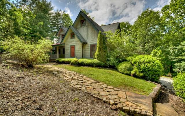 34 Immanuel Point, McCaysville, GA 30555 (MLS #307762) :: RE/MAX Town & Country