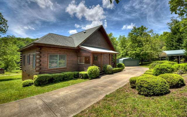 33 Old Shadwick Place, Mineral Bluff, GA 30559 (MLS #307771) :: RE/MAX Town & Country