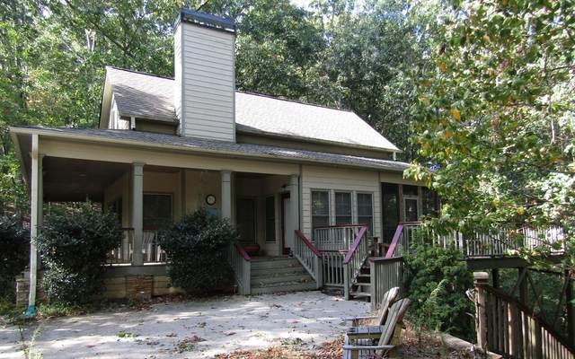 277 Bowline Drive, Ellijay, GA 30540 (MLS #307890) :: RE/MAX Town & Country