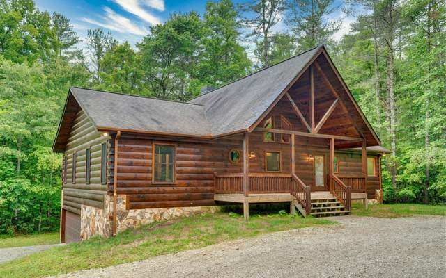 118 Clearwater Trail, Morganton, GA 30560 (MLS #307919) :: RE/MAX Town & Country