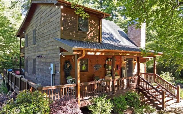 216 Manassas Trail, Mineral Bluff, GA 30559 (MLS #307962) :: RE/MAX Town & Country