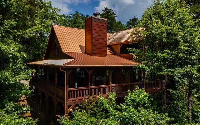 465 Amy Creek Trail, Ellijay, GA 30540 (MLS #307975) :: RE/MAX Town & Country