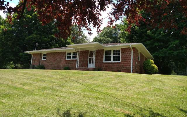 3213 Lower Cartecay Rd., Ellijay, GA 30513 (MLS #308001) :: RE/MAX Town & Country