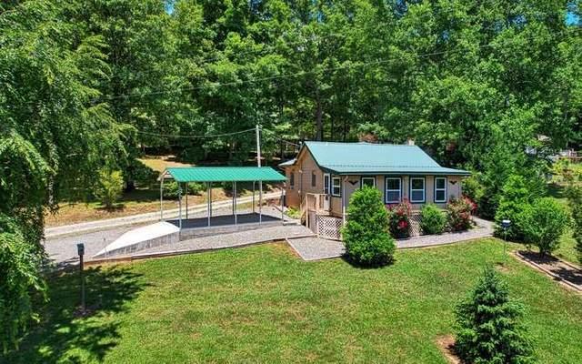 348 Guffey Valley, Blairsville, GA 30512 (MLS #308007) :: RE/MAX Town & Country