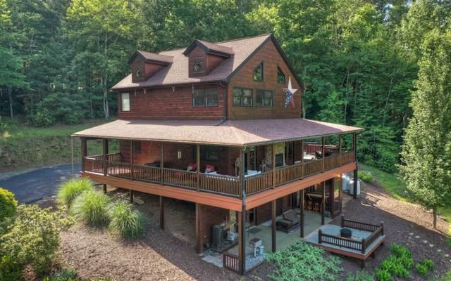 48 Brown Bear Path, Blue Ridge, GA 30513 (MLS #308010) :: RE/MAX Town & Country