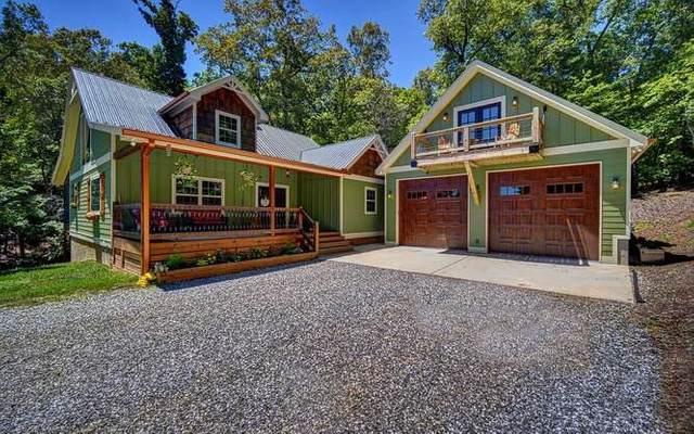 481 Mountain Tops Drive, Blue Ridge, GA 30513 (MLS #308012) :: RE/MAX Town & Country