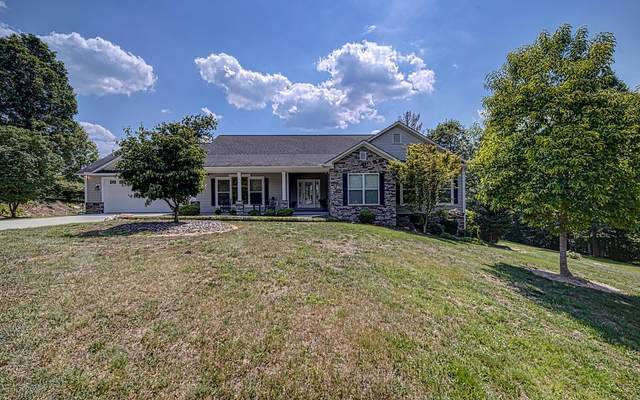 572 Owen Vista, Blairsville, GA 30512 (MLS #308014) :: RE/MAX Town & Country