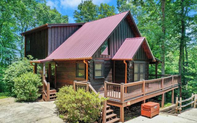 136 Overlook Road, Blue Ridge, GA 30513 (MLS #308015) :: RE/MAX Town & Country