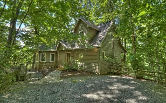 9 Walnut Mountain Ct, Ellijay, GA 30536 (MLS #308040) :: Path & Post Real Estate