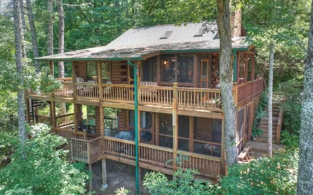 166 River Bend Drive, Ellijay, GA 30540 (MLS #308054) :: Path & Post Real Estate
