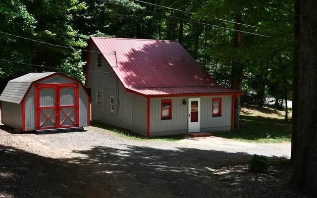 27 Banjo Way, Ellijay, GA 30540 (MLS #308059) :: Path & Post Real Estate