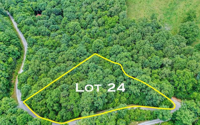 140 Babbling Brook Lane, Copperhill, TN 37317 (MLS #308076) :: RE/MAX Town & Country