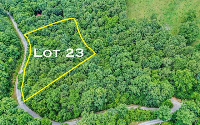148 Babbling Brook Lane, Copperhill, TN 37317 (MLS #308077) :: RE/MAX Town & Country