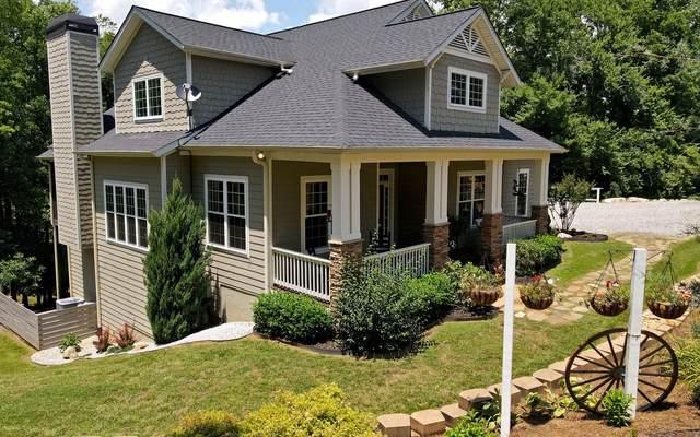 687 Crestwood Drive, Blairsville, GA 30512 (MLS #308109) :: Path & Post Real Estate