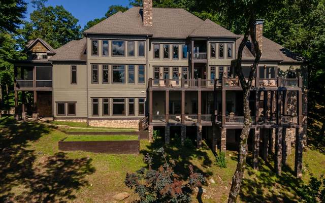 741 Wilderness Way, Ellijay, GA 30536 (MLS #308170) :: Path & Post Real Estate