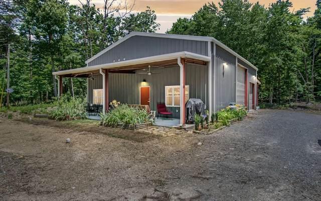 6100 Henderson Mountain, Jasper, GA 30143 (MLS #308194) :: Path & Post Real Estate