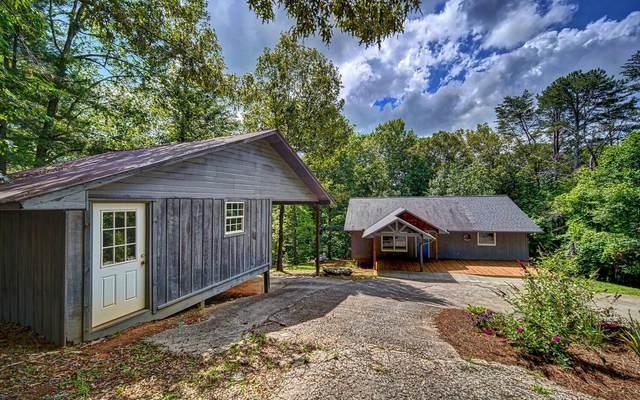 302 Applewood Drive, Tiger, GA 30576 (MLS #308269) :: Path & Post Real Estate