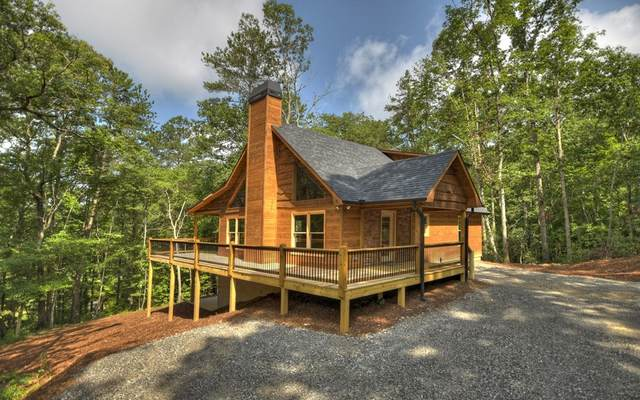 22 Greenwood Road, Mineral Bluff, GA 30559 (MLS #308780) :: RE/MAX Town & Country