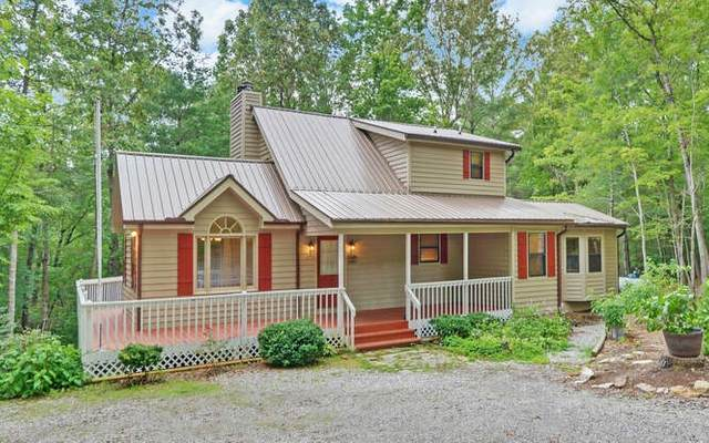 195 Silver Maple Drive, Blairsville, GA 30512 (MLS #308844) :: RE/MAX Town & Country