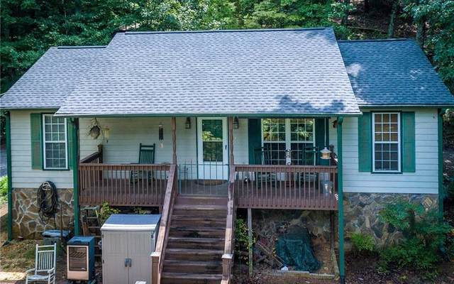 97 Hill Crest Dr, Ranger, GA 30734 (MLS #308965) :: RE/MAX Town & Country