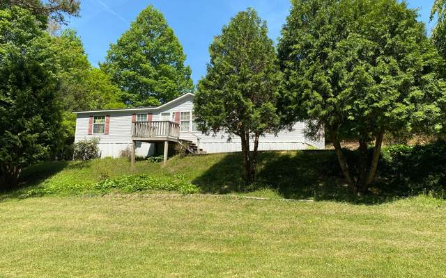 655 Long Branch Rd, Marble, NC 28905 (MLS #308994) :: Path & Post Real Estate