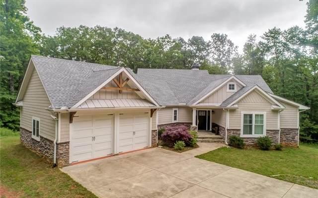 519 Lower Sassafras Pkwy, Jasper, GA 30143 (MLS #309006) :: Path & Post Real Estate