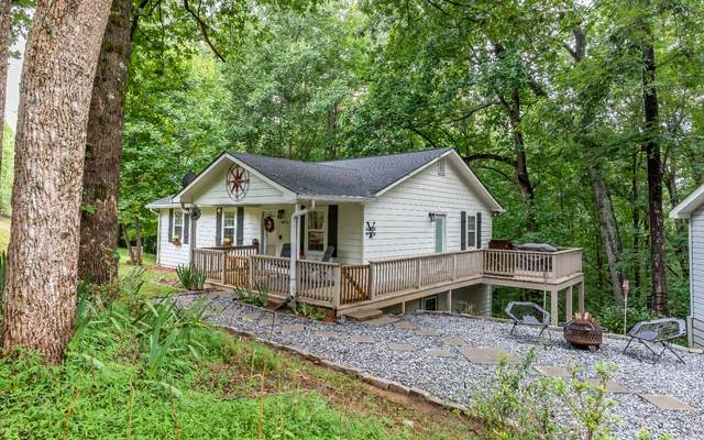 911 Chesterra Drive, Dahlonega, GA 30533 (MLS #309067) :: Path & Post Real Estate