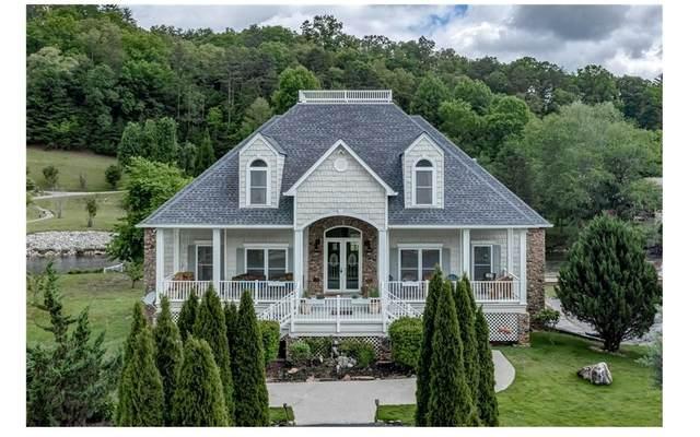 291 Kyle Arp, Blue Ridge, GA 30513 (MLS #309099) :: Path & Post Real Estate