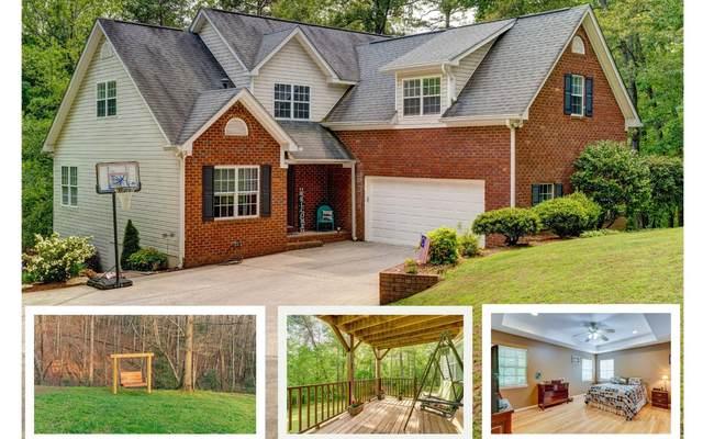 195 Woodland Drive, Ellijay, GA 30540 (MLS #309100) :: RE/MAX Town & Country