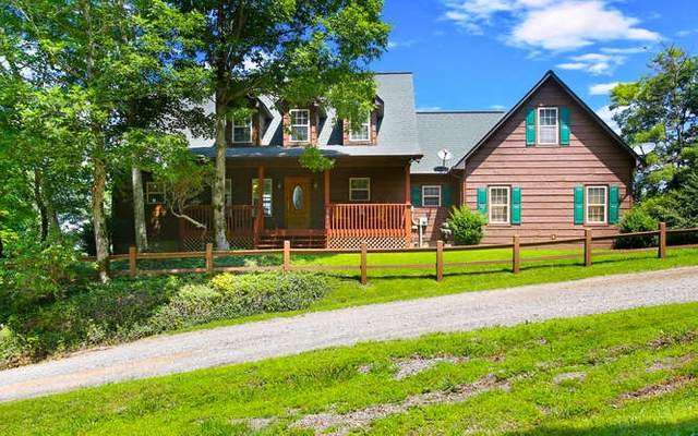 581 Shiloh Overlook, Hayesville, NC 28904 (MLS #309118) :: RE/MAX Town & Country