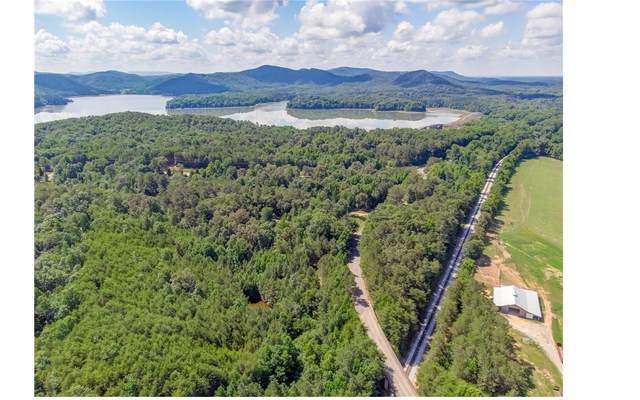 7.87 Acres On Carters Rd, Chatsworth, GA 30705 (MLS #309124) :: Path & Post Real Estate