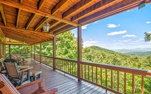 332 Deercrest Overlook, Blue Ridge, GA 30513 (MLS #309125) :: Path & Post Real Estate