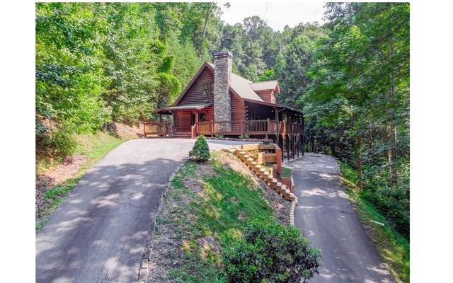892 Ranch Mountain Dr, Dahlonega, GA 30533 (MLS #309129) :: Path & Post Real Estate
