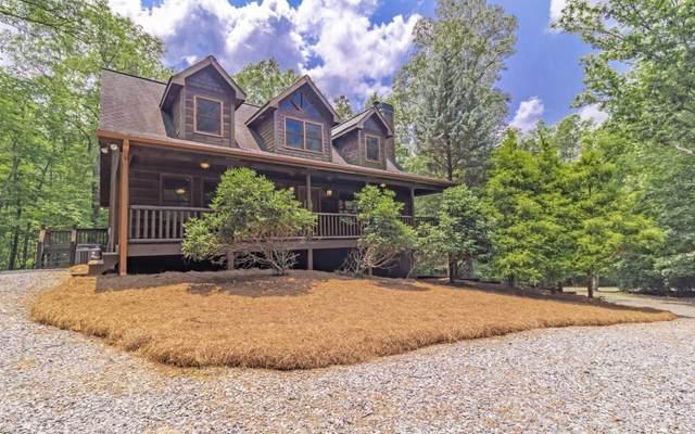 425 Hunters Ridge Road, Mineral Bluff, GA 30559 (MLS #309138) :: Path & Post Real Estate