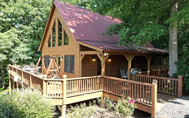 532 Bell Heights, Hayesville, NC 28904 (MLS #309145) :: RE/MAX Town & Country