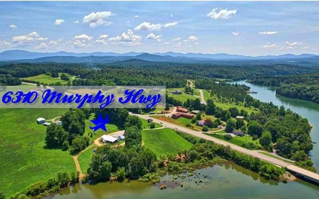 6310 Murphy Hwy, Blairsville, GA 30512 (MLS #309154) :: Path & Post Real Estate
