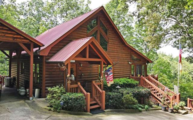 634 Sunrise Valley Rd, Blue Ridge, GA 30513 (MLS #309157) :: Path & Post Real Estate