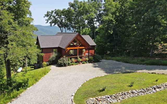 891 Summit Way, Blairsville, GA 30512 (MLS #309160) :: Path & Post Real Estate