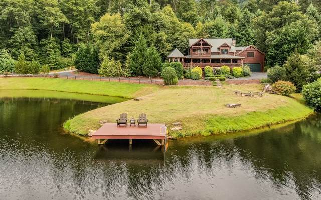 110 Green Valley Trail, Mineral Bluff, GA 30559 (MLS #309167) :: RE/MAX Town & Country