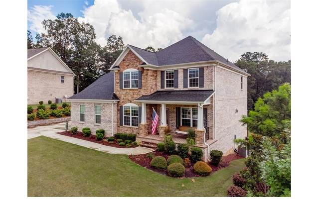 431 Greyfield Dr, Canton, GA 30115 (MLS #309173) :: RE/MAX Town & Country
