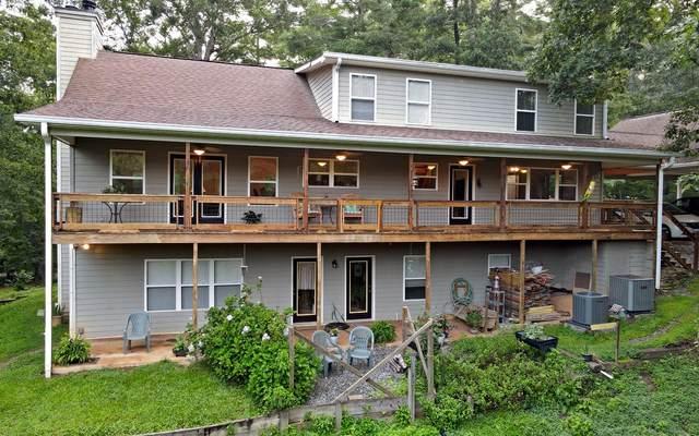350 Foggy Creek Lane, Clarkesville, GA 30523 (MLS #309193) :: RE/MAX Town & Country