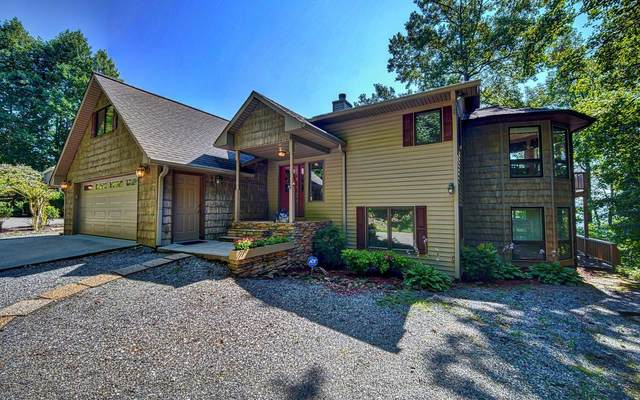 1688 Posey Rd., Young Harris, GA 30582 (MLS #309200) :: RE/MAX Town & Country