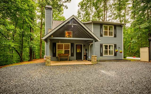170 Fern Drive, Ellijay, GA 30540 (MLS #309202) :: RE/MAX Town & Country