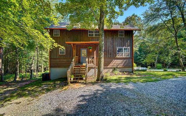 328 Old Beech Rd, Blairsville, GA 30512 (MLS #309209) :: RE/MAX Town & Country