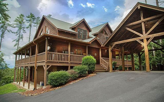 207 Walker Ridge Way, Mineral Bluff, GA 30559 (MLS #309214) :: RE/MAX Town & Country