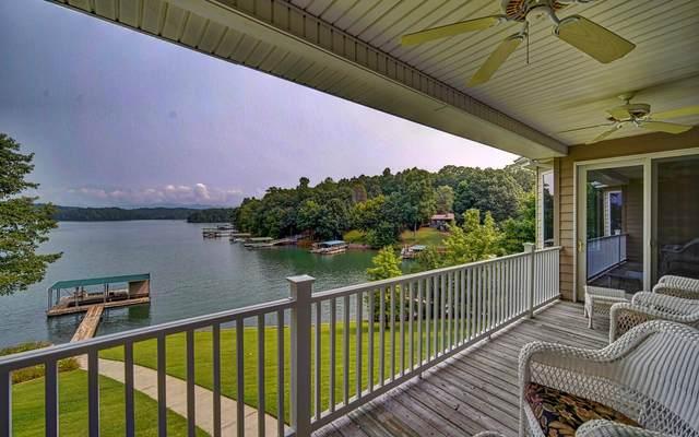 703 Cherokee Hills, Hiawassee, GA 30546 (MLS #309239) :: RE/MAX Town & Country