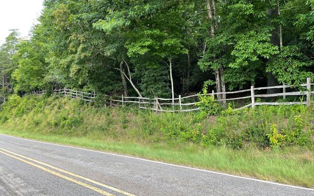Tract 2 Bristol Road, Hayesville, NC 28904 (MLS #309298) :: RE/MAX Town & Country