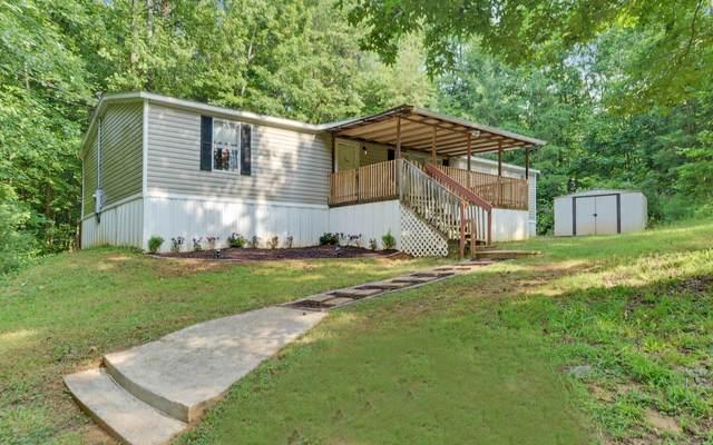 196 Creekside Drive, Ellijay, GA 30540 (MLS #309527) :: RE/MAX Town & Country