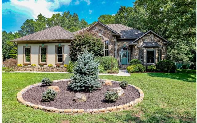 1364 Bluebird Road, Mineral Bluff, GA 30559 (MLS #310134) :: Path & Post Real Estate
