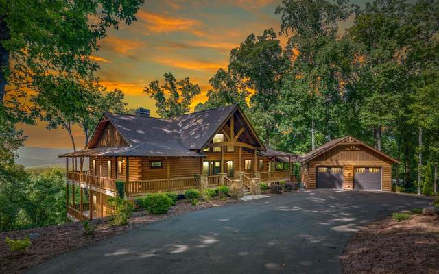 808 Greystone Trace, East Ellijay, GA 30536 (MLS #310218) :: RE/MAX Town & Country